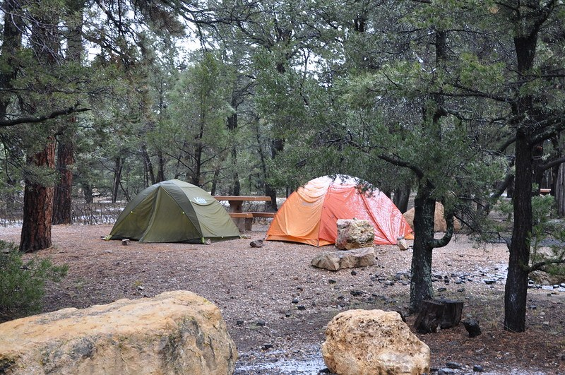 Mather Campground Grand Canyon
