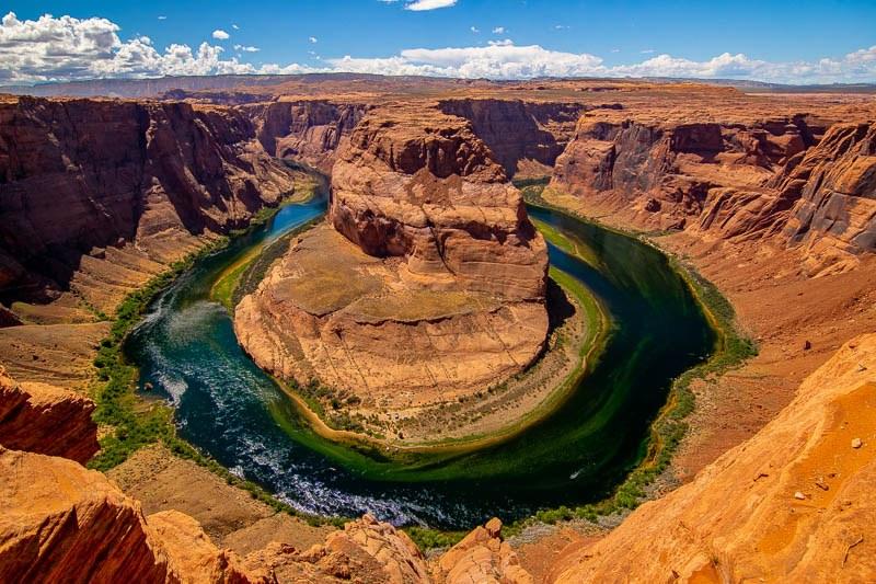 Where is Horseshoe Bend, Arizona