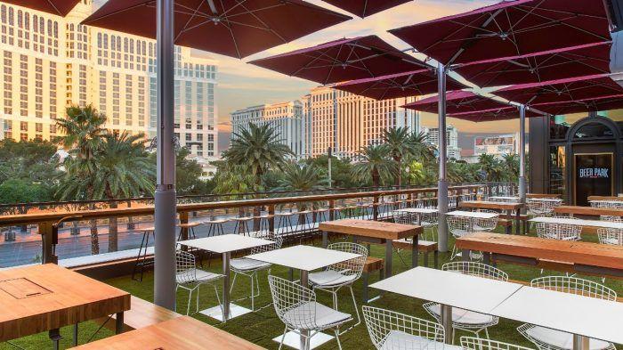 Beer Park Paris Las Vegas