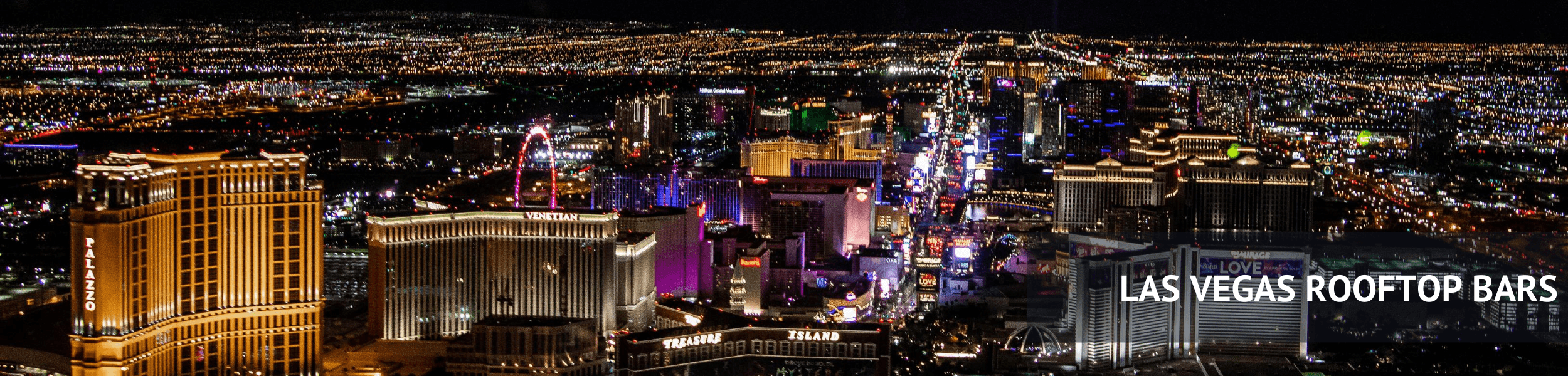 Best Rooftop Bars In Las Vegas
