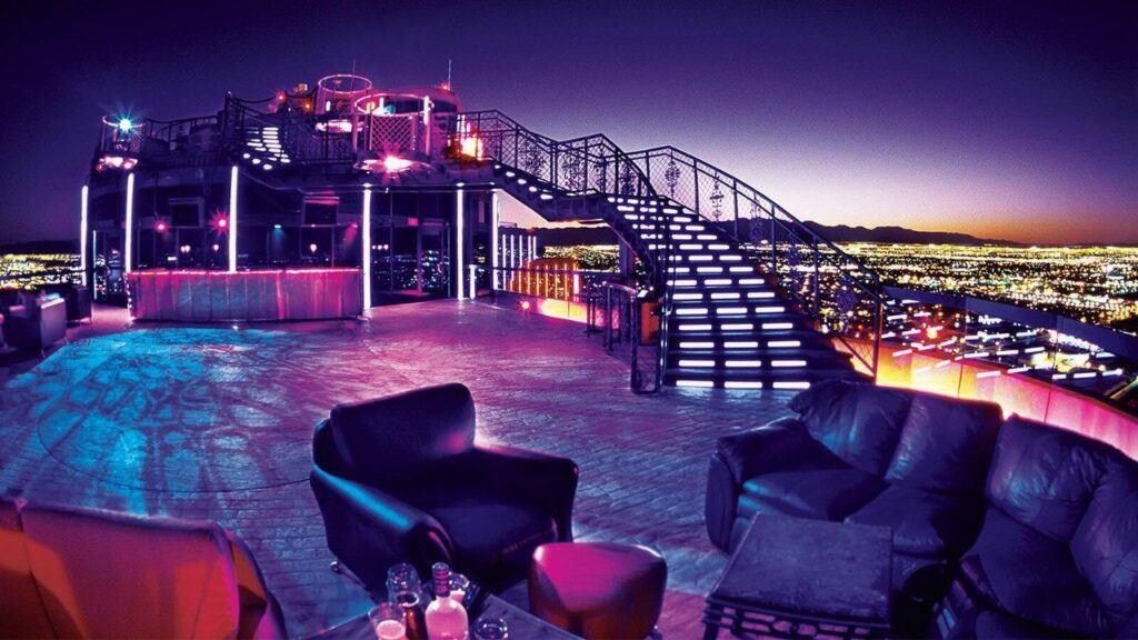Best Rooftop Bars Las Vegas