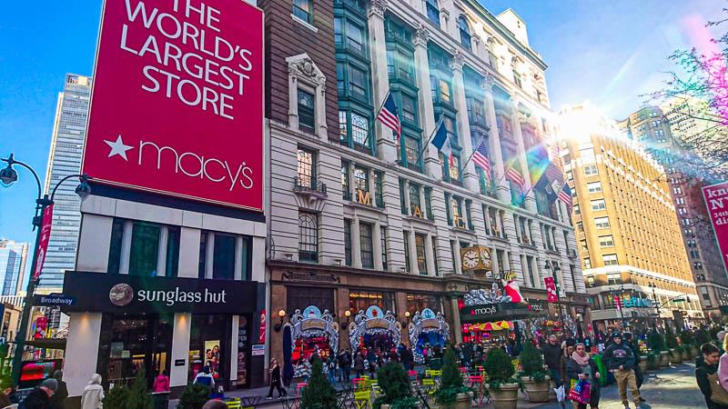 Macy's 34th Street