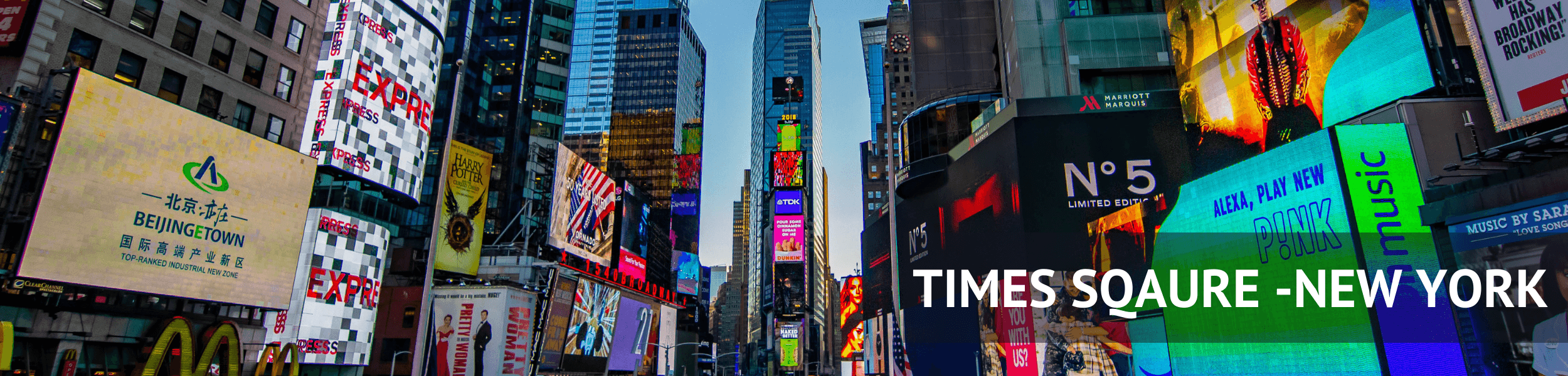 Times Square Survival Guide - Our guide to visiting Times Square NYC