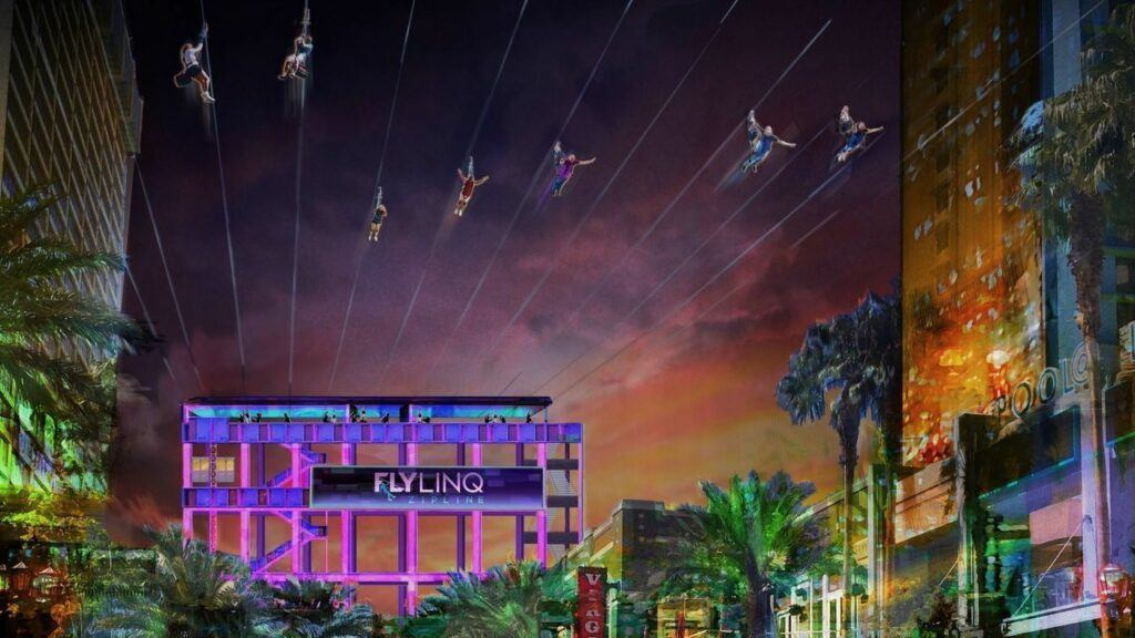 FLY LINQ Zip-line Review