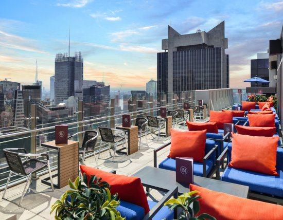 Bar 54 Rooftop Bar