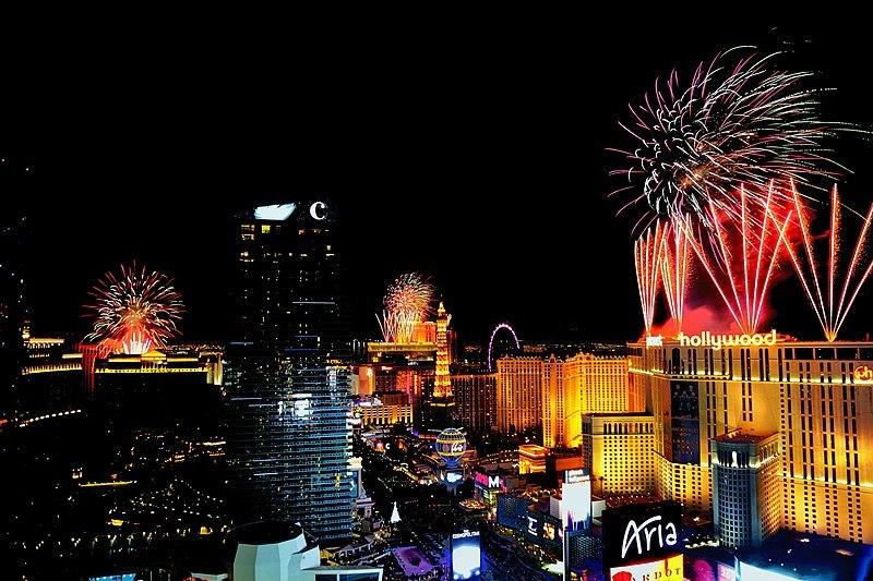 New Years Eve Las Vegas