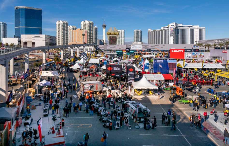 Largest Las Vegas Conventions