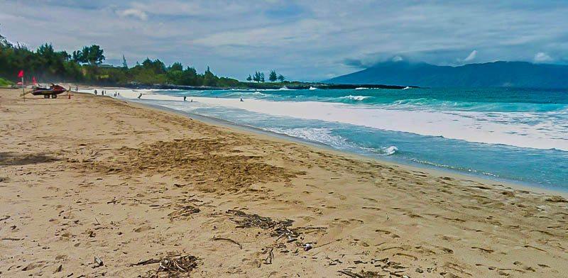 DT Flemming beach Surf