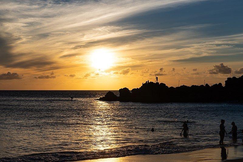 Black Rock Sunset Maui