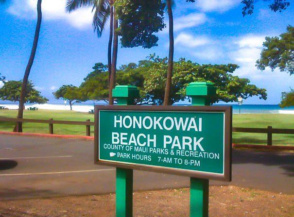 Honokowai Beach Park