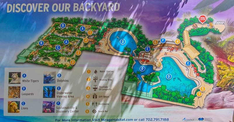 Secret Garden Map
