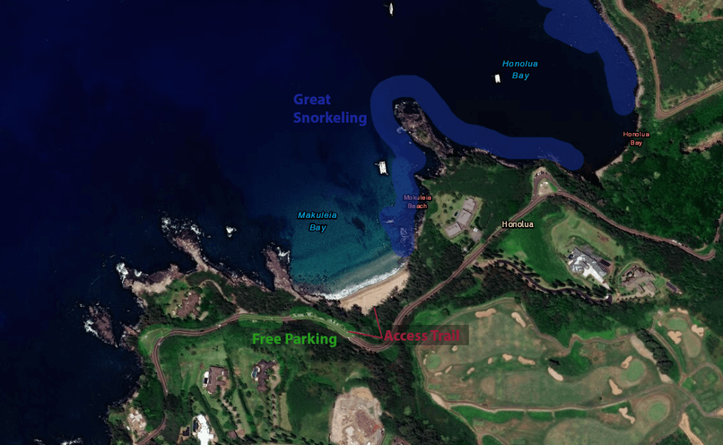 Slaughterhouse Beach Parking