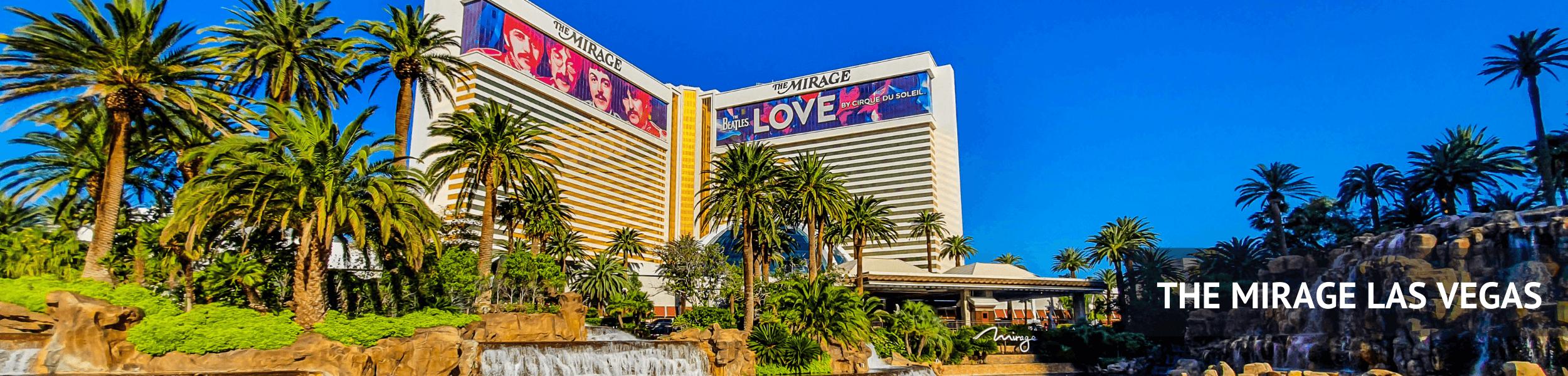 The Mirage Las Vegas Review