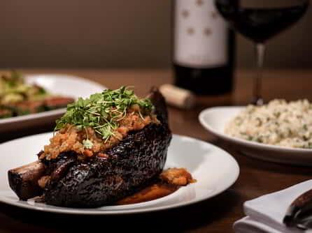heritage steak mirage
