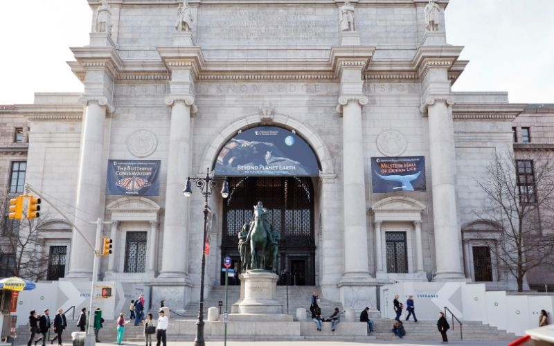 American Museum of Natural History Review New York City