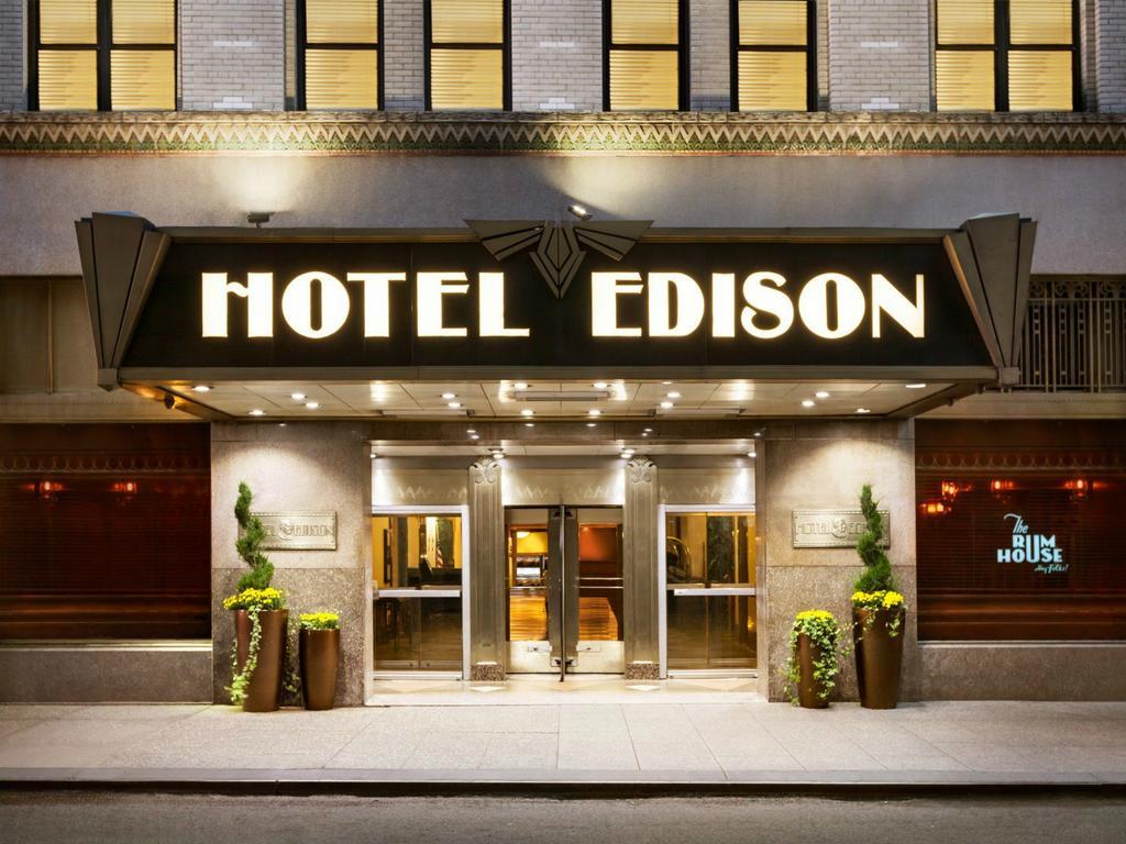 Times Square Edison hotel