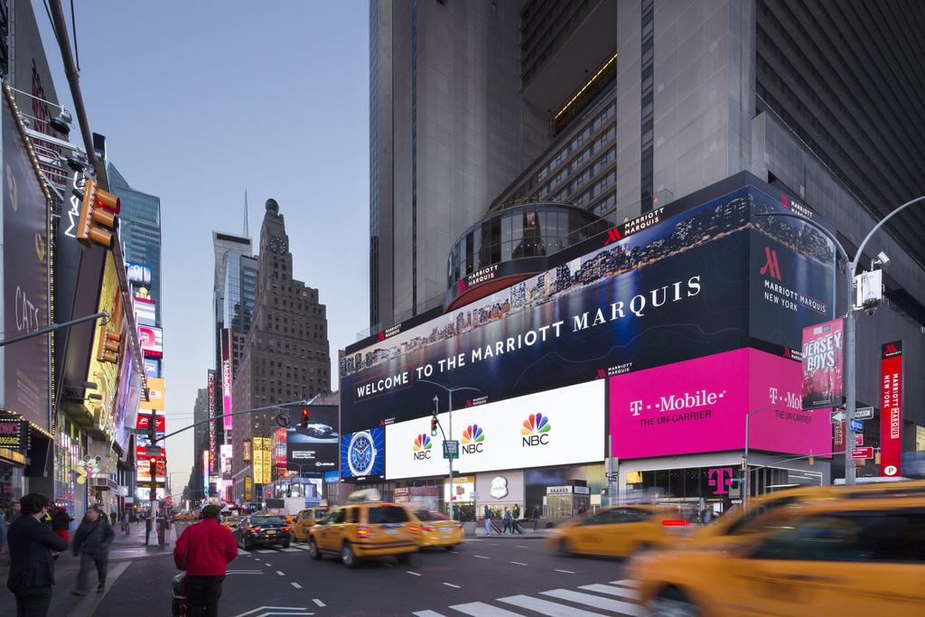 Times Square Marriott Marquis