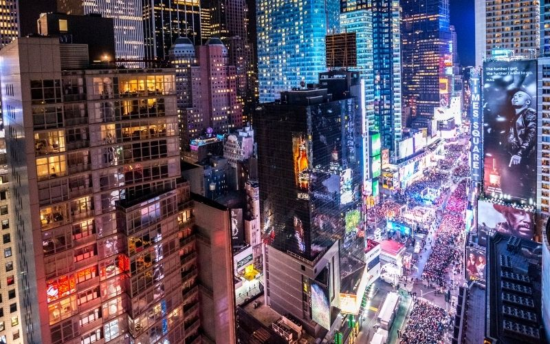 Hotels Near Times Square, New York City