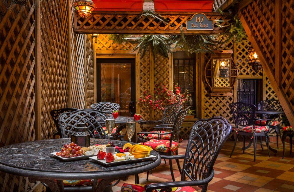 Casablanca hotel times
