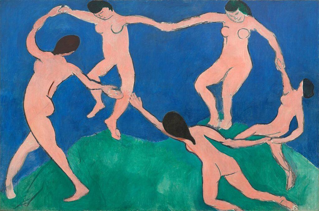 Henri Matisse La danse (I)