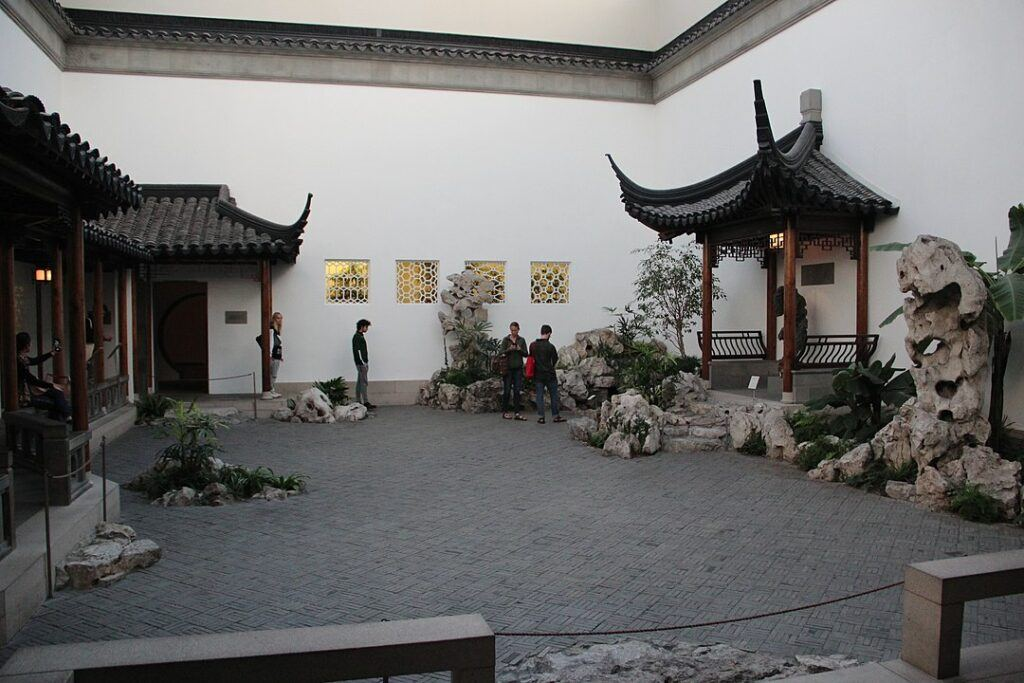 Ming Dynasty Garden Court The Met
