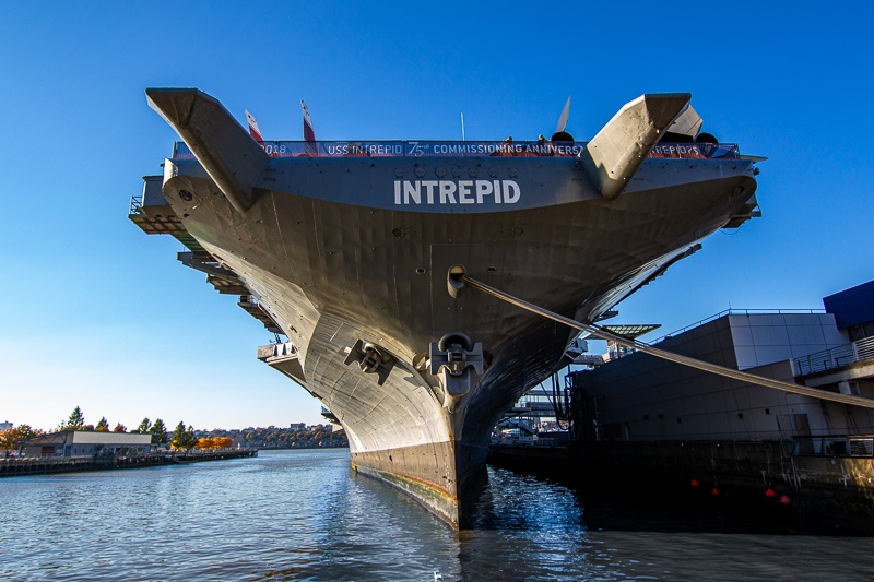 Intrepid Sea, Air, And Space Museum Review