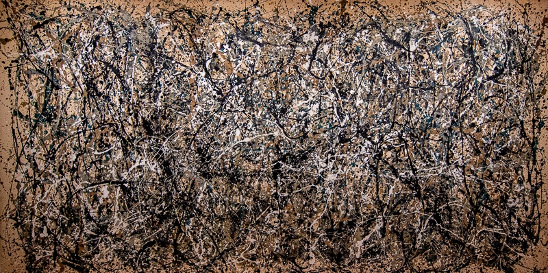 MoMA Pollock ONE Number 31