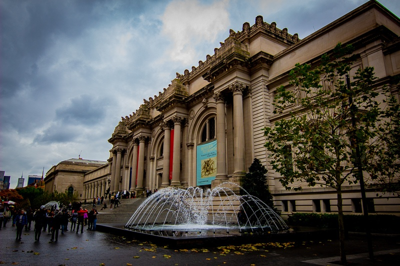 Metropolitan Museum Of Art Review