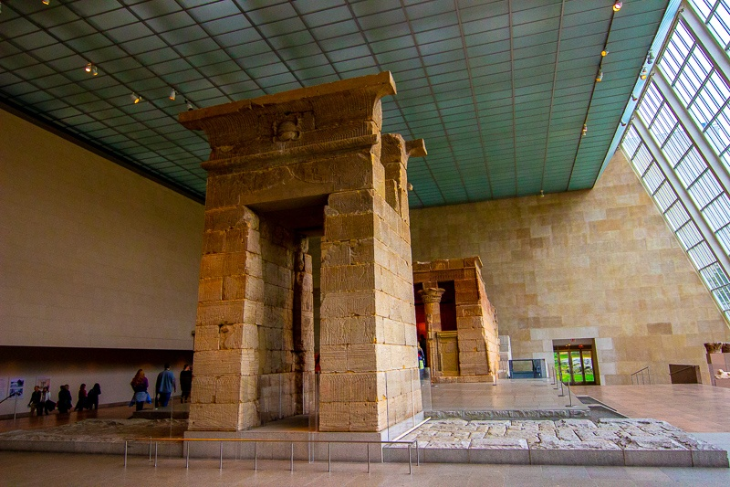 temple of dendur metropolitan museum