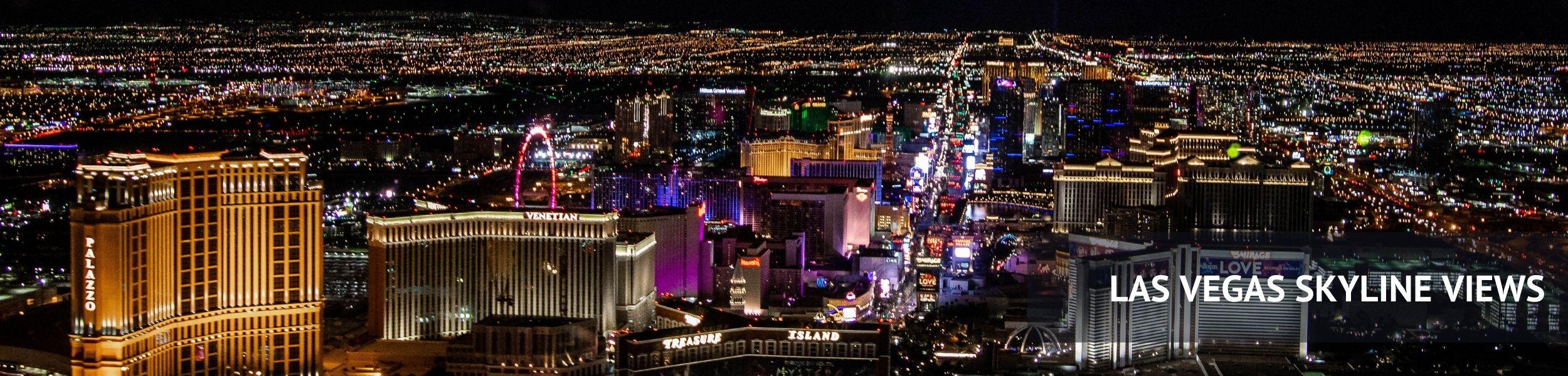 Best Views of the Las Vegas Skyline