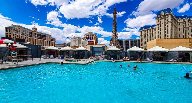 Planet_hollywood Las Vegas Pool