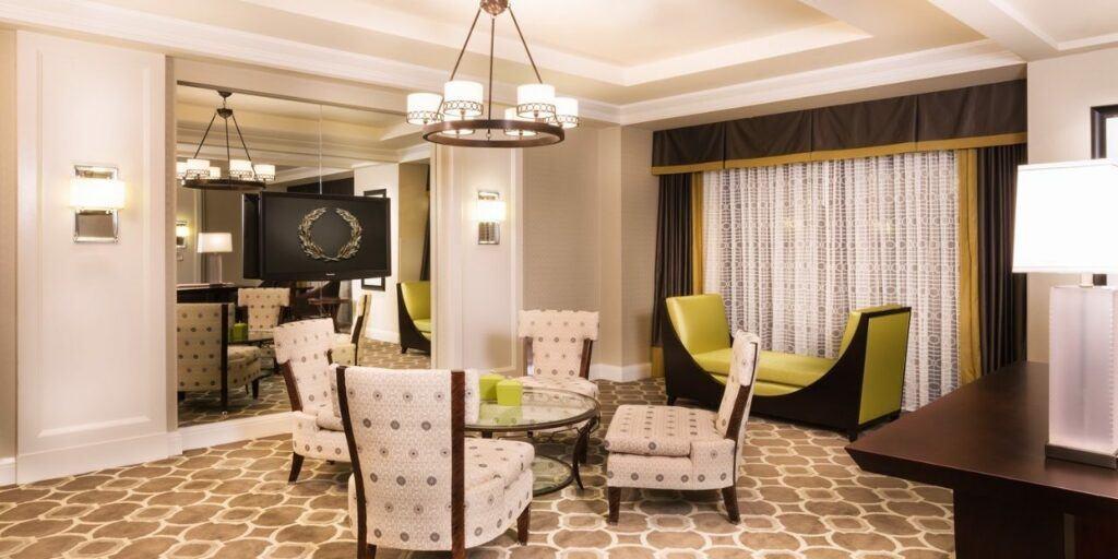 Caesars Palace Octavius Premium_Suite
