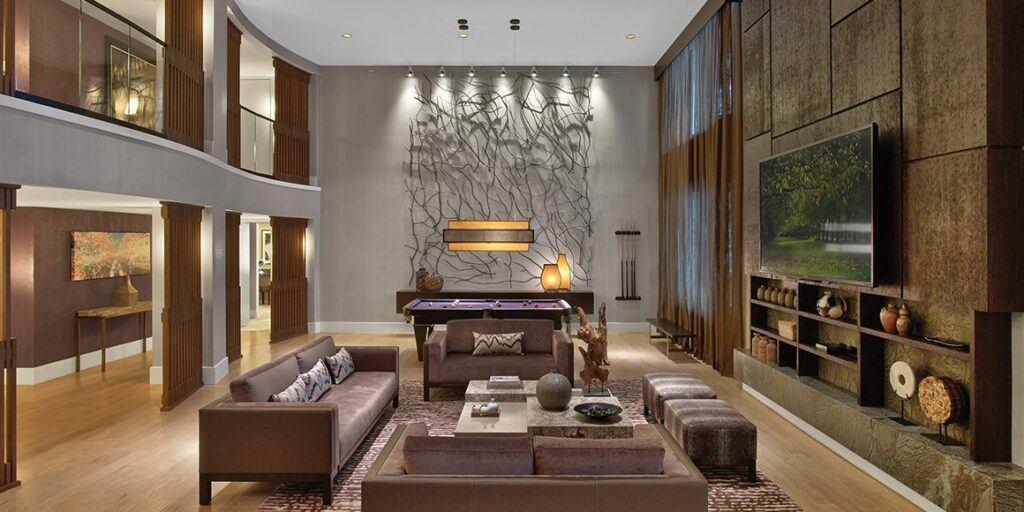Caesars Palace Nobu penthouse