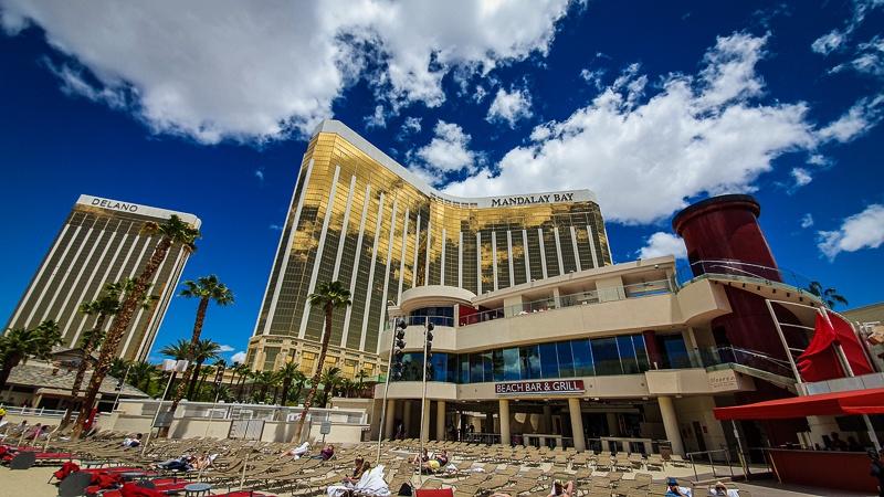Mandalay Bay Beach Bar And Grill Las Vegas