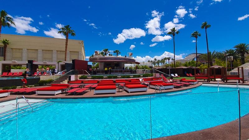Moorea Beach Club Las Vegas