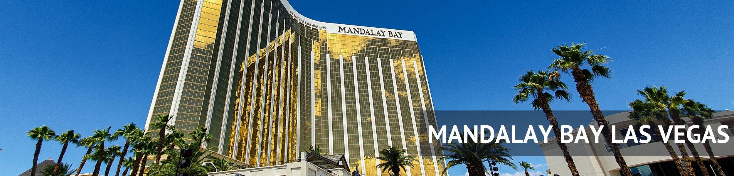 Mandalay Bay Las Vegas header