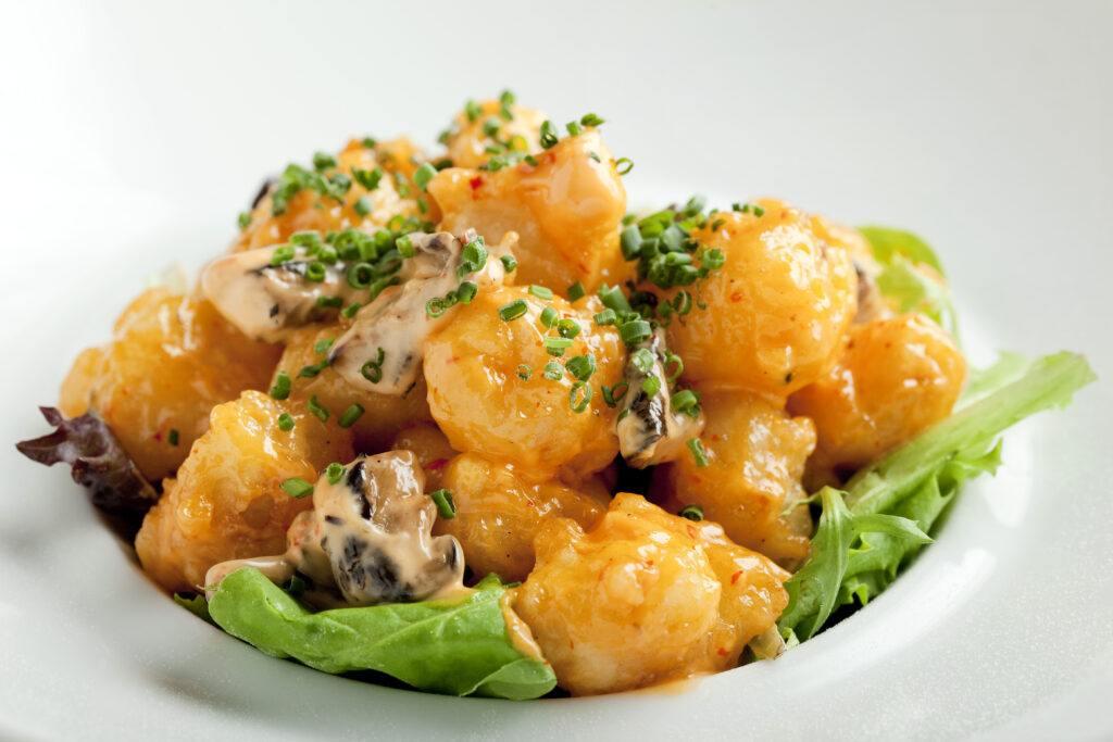 Nobu Restaurant Las Vegas Rock Shrimp