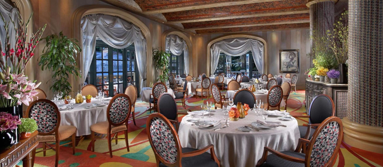Bellagio restaurant Picasso