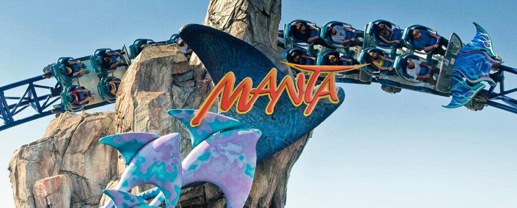 The Best SeaWorld San Diego Rides