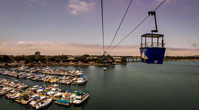 Bayside SkyRide San Diego