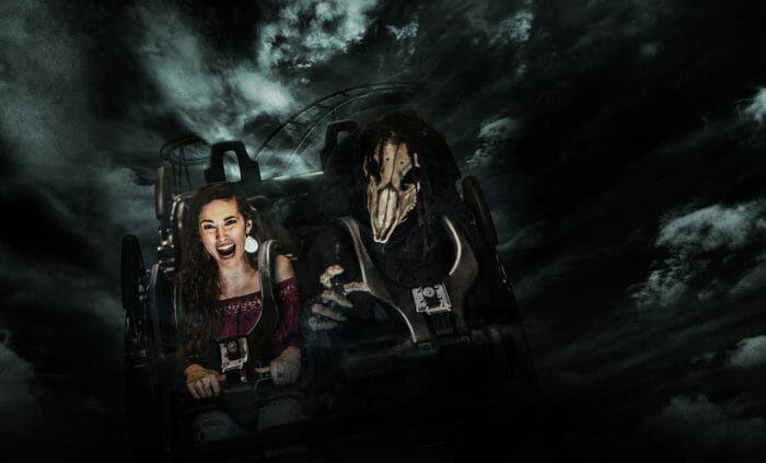 SeaWorld San Diego Howl-O-Scream 2021 Rides