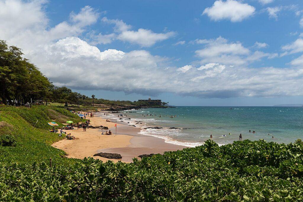 Kamaole Beach Park III Maui Hawaii