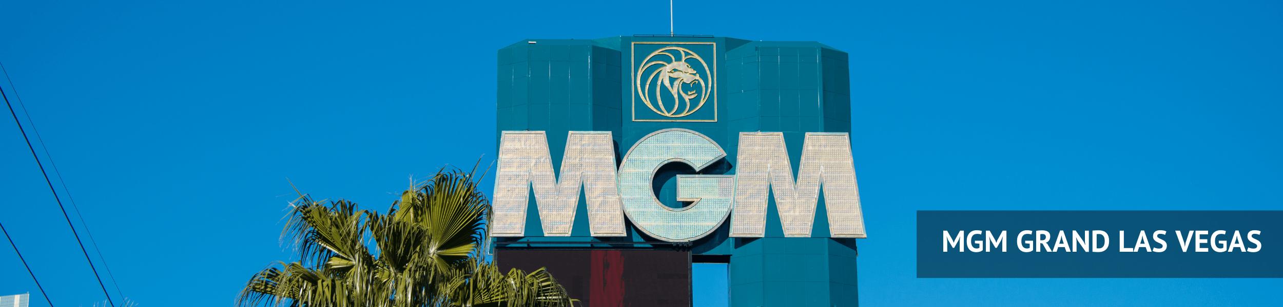 MGM Grand Header