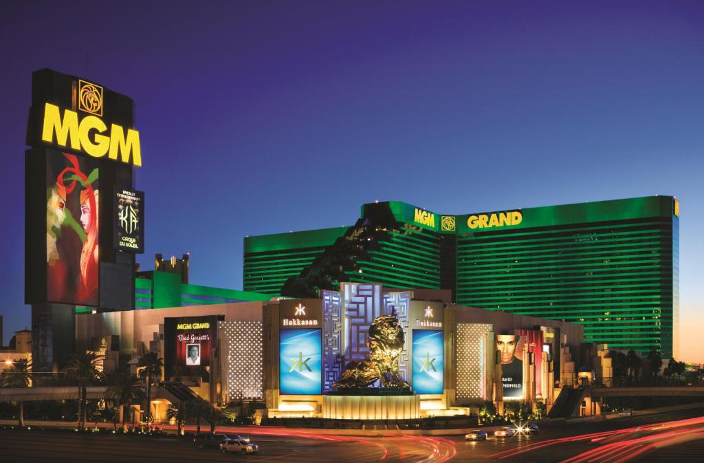 Best Rooms at the MGM Grand