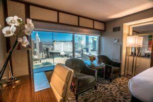Strip View Room MGM Grand