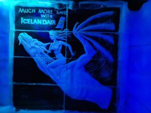 ice bar Reykjavik